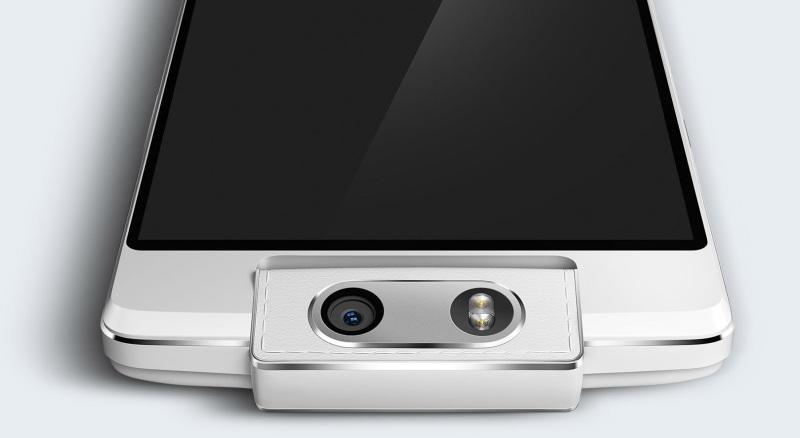 Oppo N3 - kamera