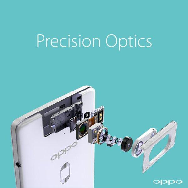 Oppo N3 - optyka