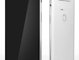 Oppo N3 z 16 Mpix obrotową kamerą oficjalnie zadebiutował