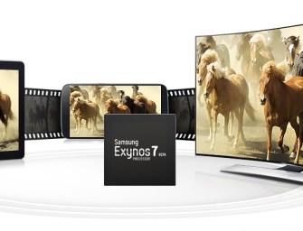 Samsung prezentuje chip Exynos 7 Octa – czyli Exynos 5433 ze zmienioną nazwą