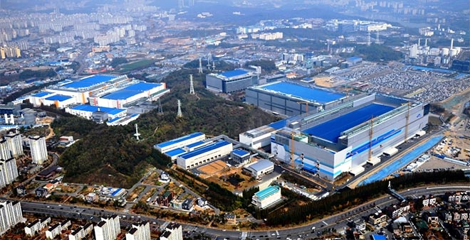 Samsung - fabryka