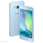 Samsung Galaxy A3 - niebieski