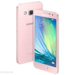 Samsung Galaxy A3 - różowy