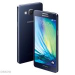 Samsung Galaxy A5 - czarny