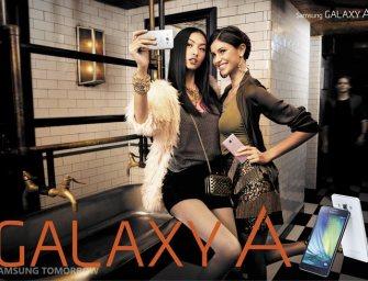 Samsung Galaxy A5 zastąpi Galaxy Alpha?