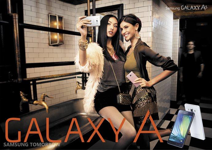Samsung Galaxy A5 - Lifestyle