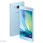 Samsung Galaxy A5 - niebieski
