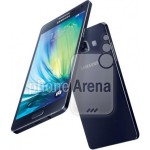 Samsung Galaxy A5 - render 5