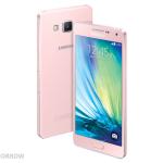 Samsung Galaxy A5 - różowy