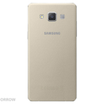 Samsung Galaxy A5 - złoty