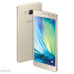 Samsung Galaxy A5 - złoty 2