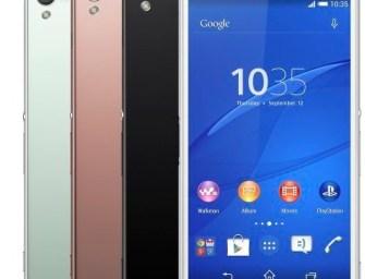Odblokowanie bootloadera Sony Xperia Z3 powoduje pogorszenie jakości kamery