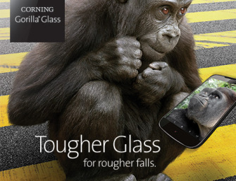Corning prezentuje Gorilla Glass 4