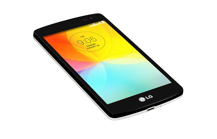 LG G2 Lite - pod kątem