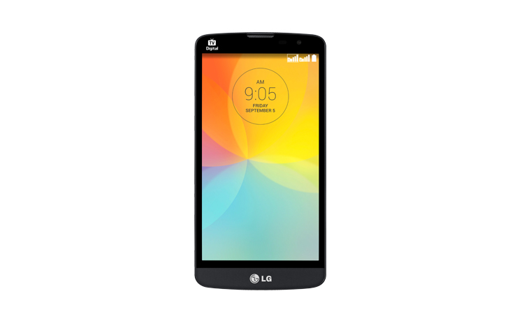 LG L Prime - front