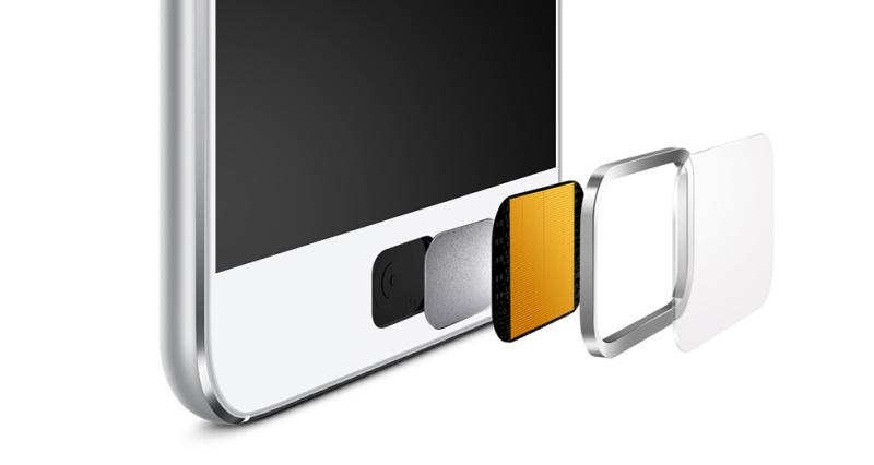 Meizu MX4 Pro - przycisk