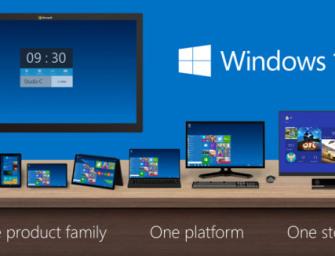Windows 10 trafi do wszystkich smartfonów Lumia z systemem WP8