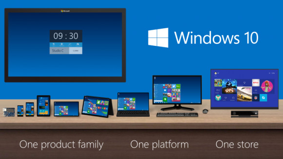 Microsoft Windows 10 - unifikacja