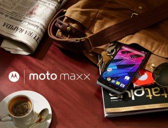 Motorola Moto Maxx oficjalnie zadebiutowała, najpierw pojawi się w Brazylii i Meksyku