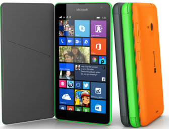 Microsoft potwierdza, że Lumia 535 ma problem z dotykiem