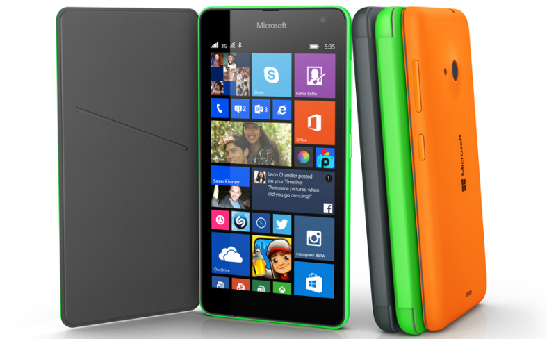 Nokia Lumia 535 - cover