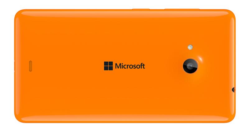 Nokia Lumia 535 - tył