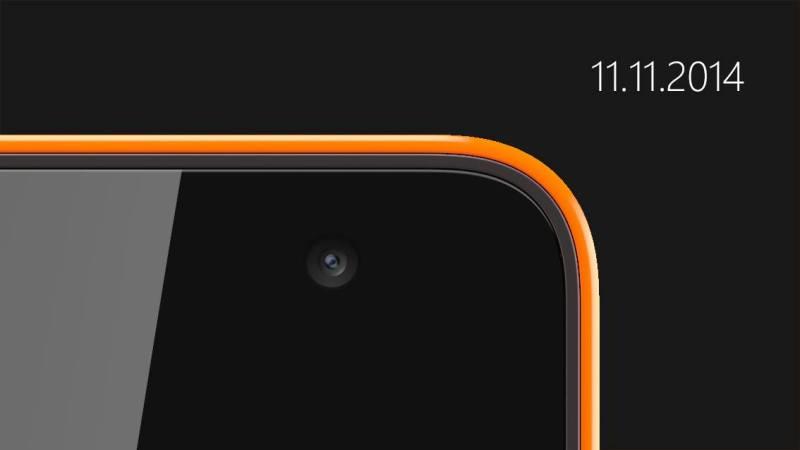 Nokia - zaproszenie na 11.11.2014