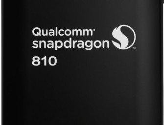 Smartfon i tablet z Qualcomm Snapdragon 810 pojawiły się w sprzedaży