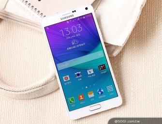 Samsung Galaxy Note 4 z Dual Sim już wkrótce w Chinach