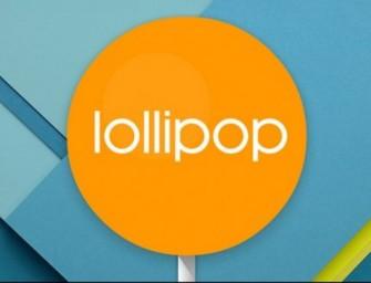 Aktualizacja do Android 5.1 Lollipop pojawi się już w lutym?