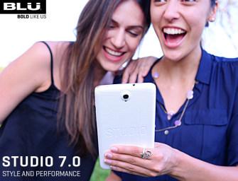 Blu Studio 7.0 – siedmiocalowiec za $149