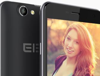 Elephone P5000 – kolejny smartfon ze świetną baterią
