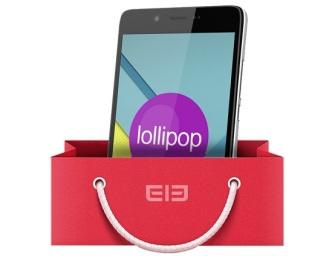 Elephone P6000 – pierwszy chiński smartfon z preinstalowanym Androidem 5.0