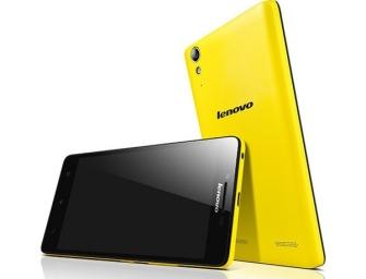Lenovo prezentuje taniego smartfona K3 Music Lemon