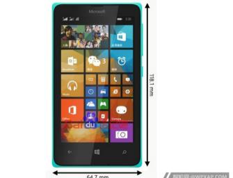 Microsoft Lumia 435 – wkrótce debiut jeszcze tańszych Lumii?