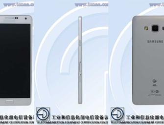 Samsung Galaxy A7 – kolejna runda specyfikacji tego smartfona