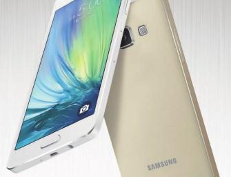 Samsung Galaxy A7 zostanie oficjalnie zaprezentowany już 14 stycznia