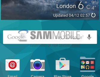Android 5.0 Lollipop dla Samsunga Galaxy S5 już jest