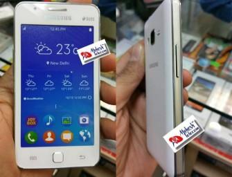 Samsung Z1 – znamy wygląd oraz datę premiery